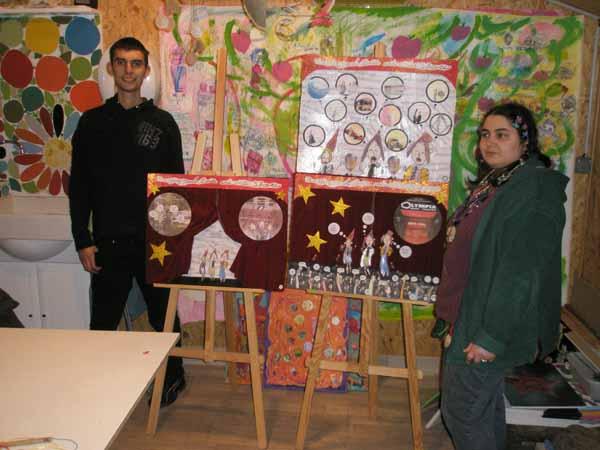 NOS ARTISTES À NOUVEAU PRIMÉS AU FESTIVAL DE LA BD 2011